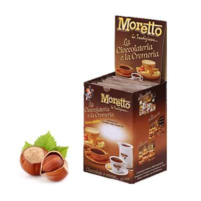 Čokoláda Moretto Oriešok 12x30g