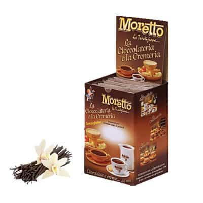 Čokoláda Moretto Vanilka 12x30g