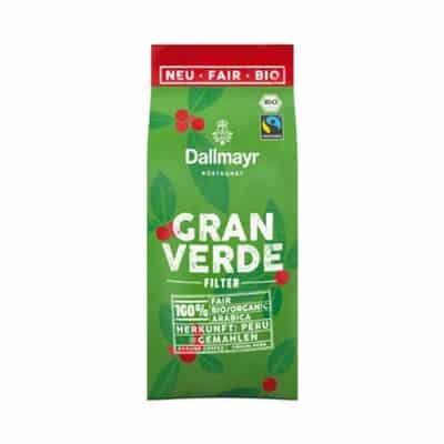 Dallmayr Gran Verde mletá káva 220g