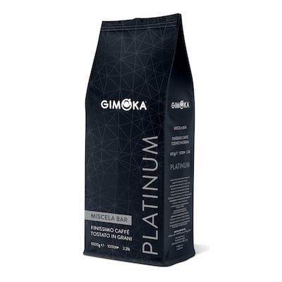 Gimoka Platinum zrnková káva 1kg