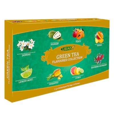 Liran Kolekcia Zeleného Čaju 80x2g