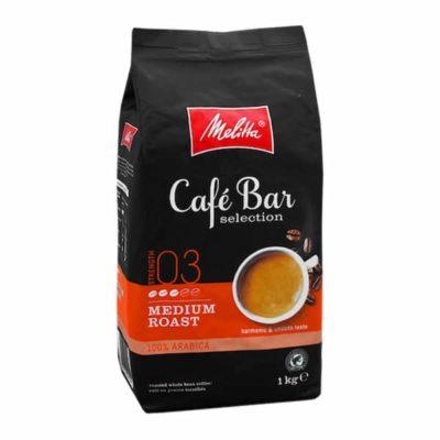 Melitta Cafe Bar Medium Roast zrnková káva 1kg