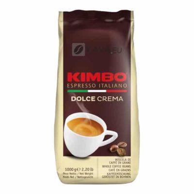 Kimbo Dolce Crema zrnková káva 1kg