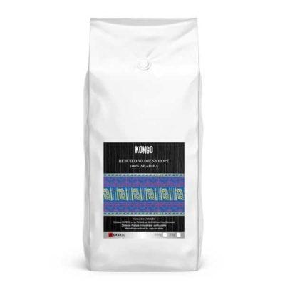 Xcoffee Kongo Rebuild Womens Hope zrnková káva