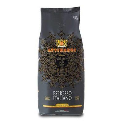 Attibassi Crema d'Oro zrnková káva 1kg