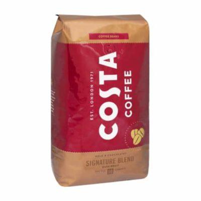 Costa Signature Dark zrnková káva 1kg
