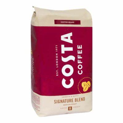 Costa Signature Medium zrnková káva 1kg
